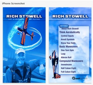 Part I Basic Aerobatics App
