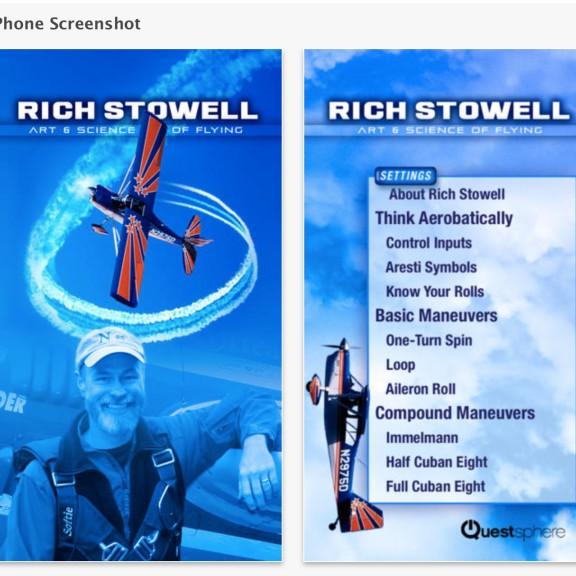 Part I Basic Aerobatics App