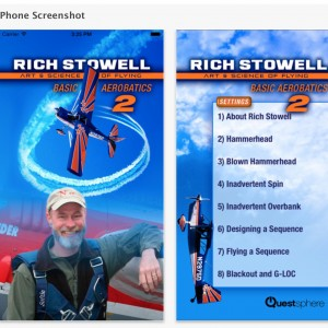 Part 2 Basic Aerobatics App